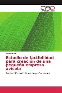Estudio de factibilidad para creación de una pequeña empresa