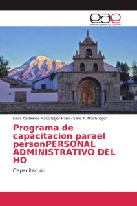 Programa de capacitacion parael personPERSONAL ADMINISTRATIV