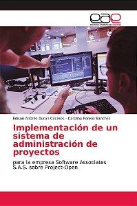 Implementación de un sistema de administración de proyectos