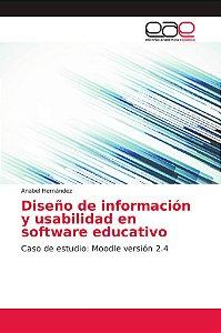 Diseño de información y usabilidad en software educativo