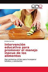 Intervención educativa para promover el manejo inocuo de los