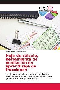 Hoja de cálculo, herramienta de mediación en aprendizaje de