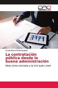 La contratación pública desde la buena administración