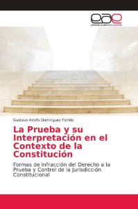 La Prueba y su Interpretación en el Contexto de la Constituc