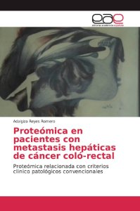 Proteómica en pacientes con metastasis hepáticas de cáncer c