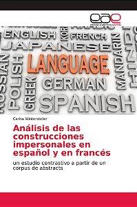 Análisis de las construcciones impersonales en español y en