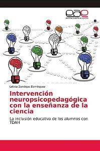 Intervención neuropsicopedagógica con la enseñanza de la cie