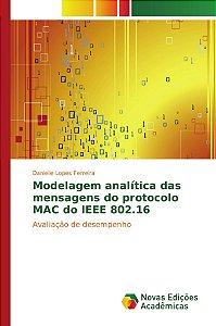 Modelagem analítica das mensagens do protocolo MAC do IEEE 8