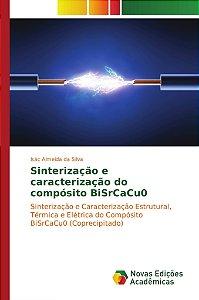 Sinterização e caracterização do compósito BiSrCaCu0