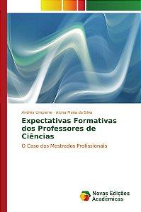 Expectativas Formativas dos Professores de Ciências