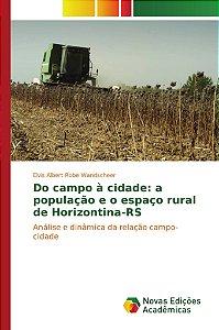Do campo à cidade: a população e o espaço rural de Horizonti