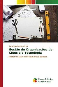 Gestão de Organizações de Ciência e Tecnologia