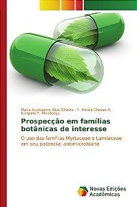 Prospecção em famílias botânicas de interesse