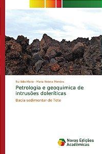 Petrologia e geoquimica de intrusões doleríticas