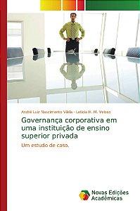 Governança corporativa em uma instituição de ensino superior