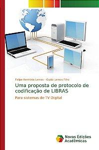 Uma proposta de protocolo de codificação de LIBRAS