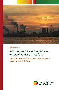 Simulação de dispersão de poluentes na atmosfera