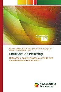 Emulsões de Pickering