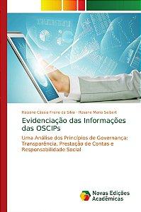 Evidenciação das Informações das OSCIPs