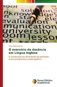 O exercício da docência em língua inglesa