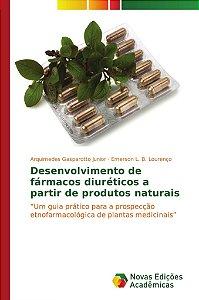 Desenvolvimento de fármacos diuréticos a partir de produtos