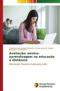 Avaliação: ensino-aprendizagem na educação a distância