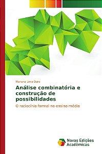 Análise combinatória e construção de possibilidades