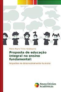 Proposta de educação integral no ensino fundamental: