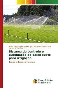 Sistema de controle e automação de baixo custo para irrigaçã