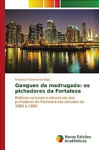 Gangues da madrugada: os pichadores da Fortaleza