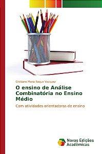 O ensino de Análise Combinatória no Ensino Médio