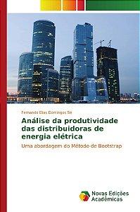 Análise da produtividade das distribuidoras de energia elétr