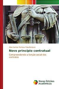 Novo princípio contratual