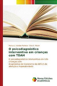 O psicodiagnóstico interventivo em crianças com TDAH