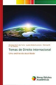Temas de Direito Internacional