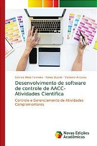 Desenvolvimento de software de controle de AACC- Atividades