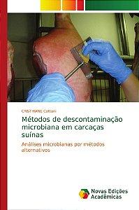 Métodos de descontaminação microbiana em carcaças suínas