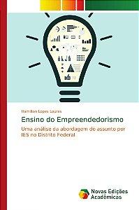 Ensino do Empreendedorismo