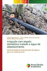 Análise de pesticida organofosforado em águas naturais