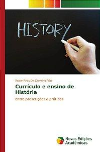 Currículo e ensino de História