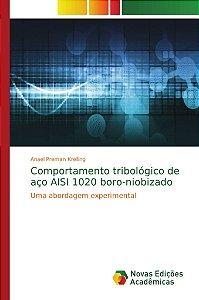 Comportamento tribológico de aço AISI 1020 boro-niobizado