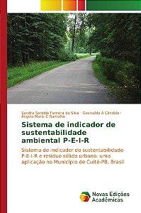 Sistema de indicador de sustentabilidade ambiental P-E-I-R
