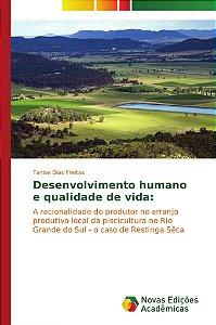 Desenvolvimento humano e qualidade de vida: