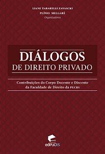 Diálogos de direito privado: contribuições do corpo docente