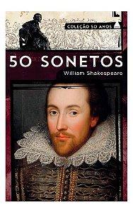 50 sonetos de Shakespeare - Coleção 50 anos
