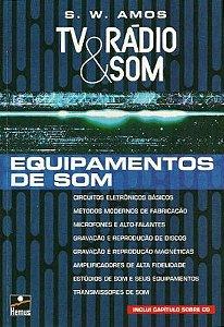 TV RADIO E SOM - EQUIPAMENTOS DE SOM