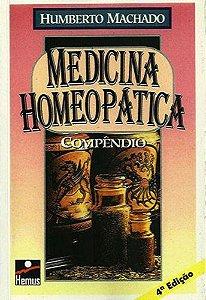 MEDICINA HOMEOPATICA - COMPENDIO