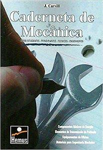 CADERNETA DE MECANICA