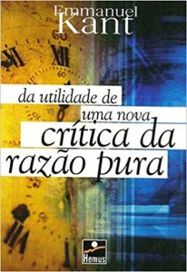 DA UTILIDADE DE NOVA CRITICA RAZAO PURA