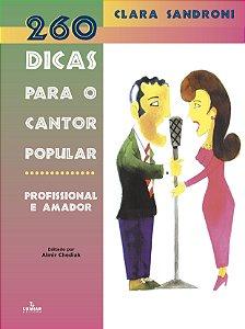 260 DICAS PARA O CANTOR POP.